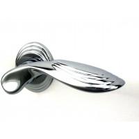 Дверная ручка COLOMBO CAMEO DB41RSB-CR полированный хром