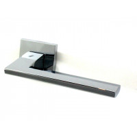 Дверная ручка COLOMBO design ELECTRA полированный хром