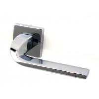 Дверная ручка COLOMBO ISY BL11RSB-CR полированный хром