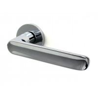 Дверная ручка COLOMBO design LUND полированный хром