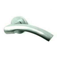 Дверная ручка COLOMBO OLLY LC61RSB-CM матовый хром