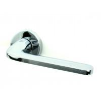 Дверная ручка COLOMBO ROBOQUATTRO ID41RSB-CR полированный хром