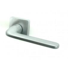 Дверная ручка COLOMBO design ROBOQUATTRO S матовый хром