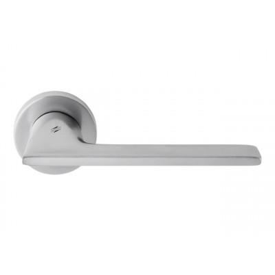 Дверная ручка COLOMBO ALATO JM11RSB-CM матовый хром