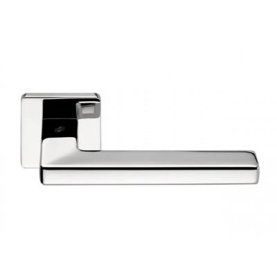 Дверная ручка COLOMBO ESPRIT BT11RSB-CR полированный хром