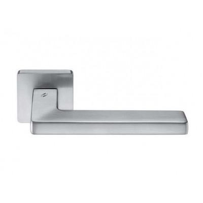 Дверная ручка COLOMBO ESPRIT BT11RSB-CM матовый хром