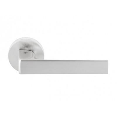 Дверная ручка COLOMBO ROBOCINQUE ID61RSB-CM матовый хром
