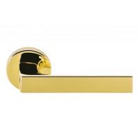 Дверная ручка COLOMBO ROBOCINQUE ID61RSB-OL полированная латунь