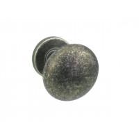 Дверная ручка Fratelli Cattini BRESCIA R34 d62 mm FA античное серебро 1шт.