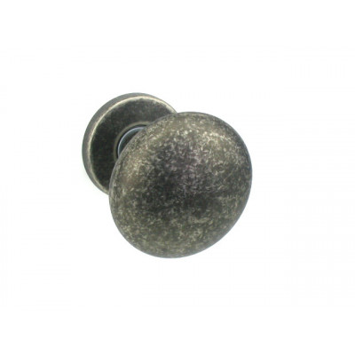 Дверная ручка Fratelli Cattini BRESCIA R34 d62 mm FA античное серебро