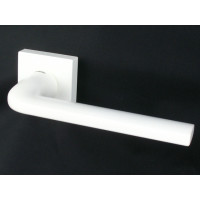 Дверная ручка Fratelli Cattini LINEA 8-BI белый матовый