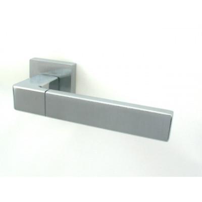 Дверная ручка Fratelli Cattini BOOM 8-CS/CR матовый хром/хром