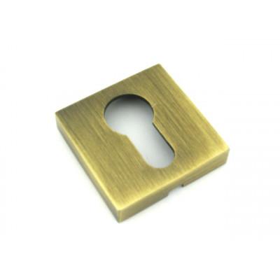 Накладка на цилиндр Fratelli Cattini CYL-8-BY матовая бронза