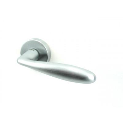 Дверная ручка Fratelli Cattini DROP 7-CS матовый хром