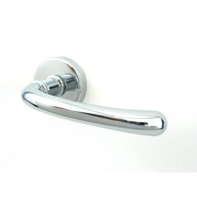 Дверная ручка Fratelli Cattini ISEO 7-CR полированный хром