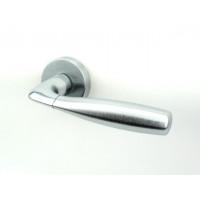 Дверная ручка Fratelli Cattini JET 7-CS/CR матовый хром/хром
