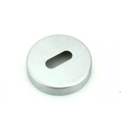 Накладка на цилиндр Fratelli Cattini KEY-7-CS матовый хром