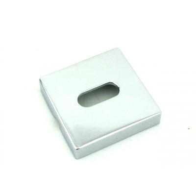Накладка на цилиндр Fratelli Cattini KEY-8-CR полированный хром