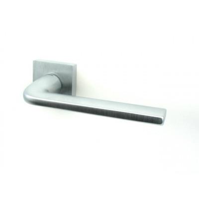 Дверная ручка Fratelli Cattini LINEA 8-CS матовый хром