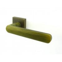 Дверная ручка Fratelli Cattini NEVADA 8-BY матовая бронза