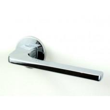 Дверная ручка Fratelli Cattini BOSTON 7-FSCR полированный хром