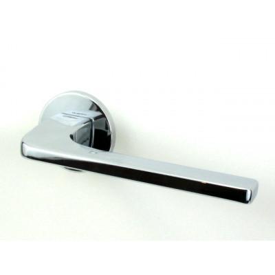 Дверная ручка Fratelli Cattini BOSTON Slim7-FSCR полированный хром