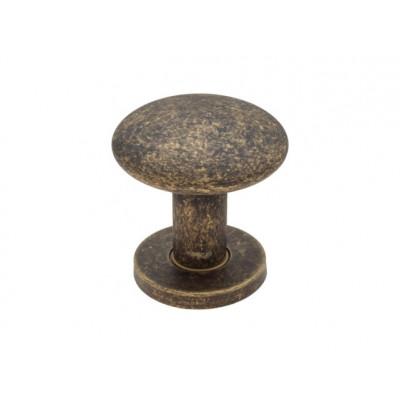 Дверная ручка Fratelli Cattini BRESCIA R34 d62 mm BA античная бронза