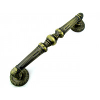 Ручка-скоба Fuaro PALAZZO MAB темная бронза