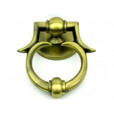Дверной молоточек MSM locks G7 AB бронза