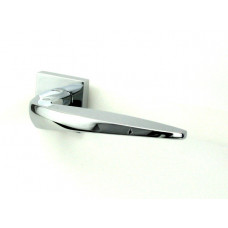 Дверная ручка Venezia Unique MIAMI полированный хром