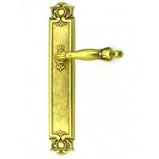 Дверная ручка Venezia OLIMPO PL 97 французское золото-коричневый