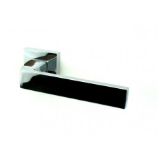 Дверная ручка Venezia Unique ZARA полированный хром