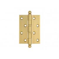 Дверная петля Venezia CRS010 102х76х3 мм французское золото