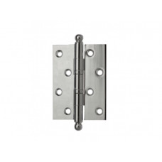 Дверная петля Venezia CRS010 102х76х3 мм полированный хром