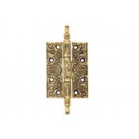 Дверная петля Venezia CRS011 102х76х4,0 мм  французское золото
