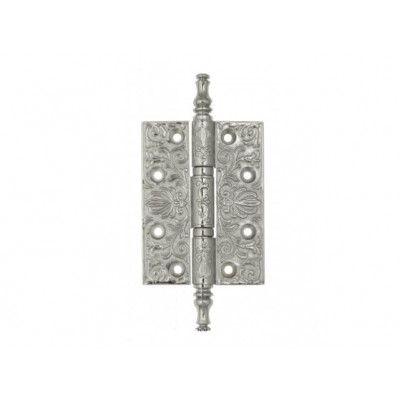 Дверная петля Venezia CRS011 102х76х4,0 мм полированный хром