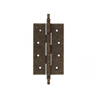Дверная петля Venezia CRS012 152х89х4,0 мм античная бронза