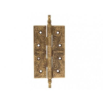 Дверная петля Venezia CRS012 152х89х4,0 мм французское золото