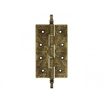 Дверная петля Venezia CRS012 152х89х4,0 мм матовая бронза