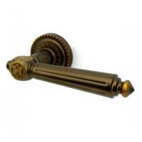 Дверная ручка ARMADILLO MATADOR CL BB-17 коричневая бронза