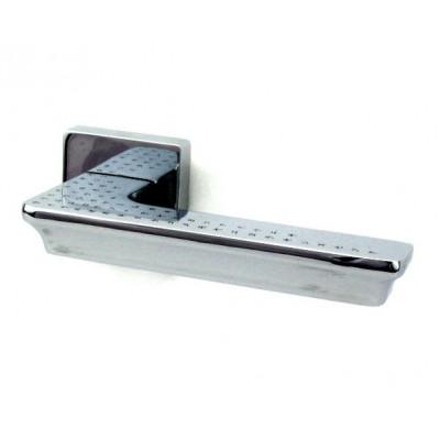 Дверная ручка Armadillo MATRIX CP хром
