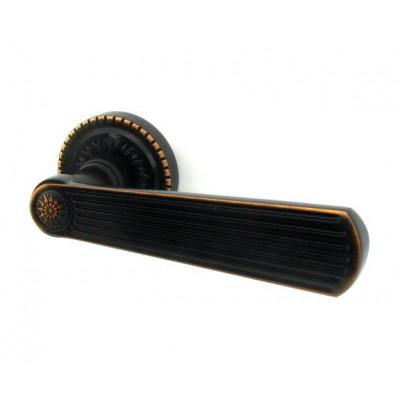 Дверная ручка ARMADILLO ROMEO CL ABL-18 темная медь
