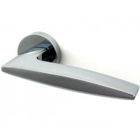 Дверная ручка Armadillo SQUID CP хром