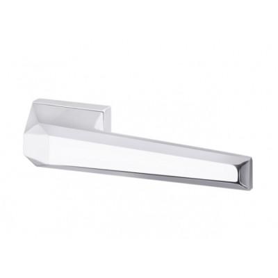 Дверная ручка Armadillo STONE UCS CP хром блестящий