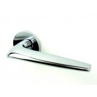 Дверная ручка Armadillo TWIN URS CP хром блестящий