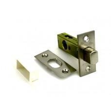 Задвижка в санузел дверная ARMADILLO DB-920-45-25 SN матовый никель