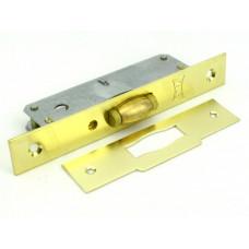 Защелка дверная роликовая KALE 155/B (35 mm) золото