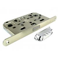 Механизм замка в санузел AGB MEDIANA POLARIS никель В051025006, с ответной частью