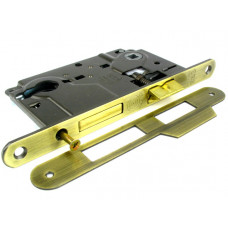 Механизм замка под цилиндр AGB Centro B010255012,с ответной частью В010000512,старая бронза