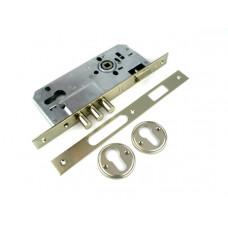 Механизм замка под цилиндр KALE 152 MR 45 никель